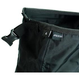 Restrap Dry Bag Plecak zwijany 4l, black